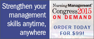 Nursing Management Congress 20156 on Demand