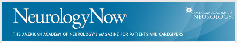 Neurology Now, Healthy living for patients and their families