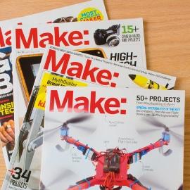 Make: Magazine Subscription