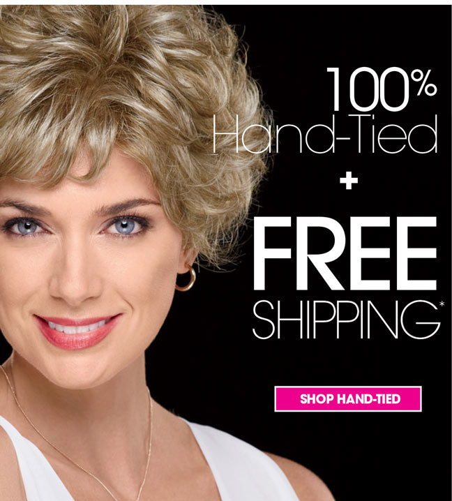 SHOP HAND-TIED WIGS