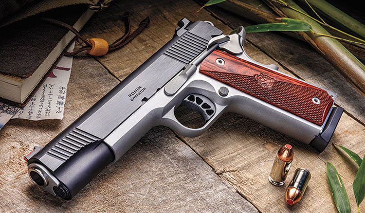 Springfield 1911 Ronin Operator Review