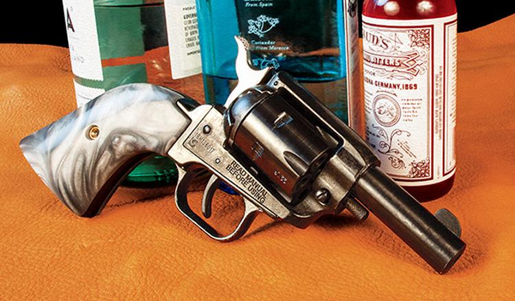 Heritage Barkeep Single-Action .22 Rimfire Revolver Review