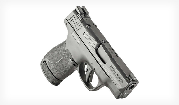 Optics-Ready Versions: Smith & Wesson M&P Shield Plus Pistol Series Expanded (Video)
