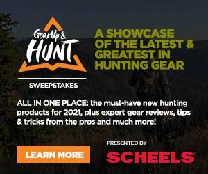 Gear Up & Hunt