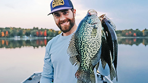 How to Catch Fall and Winter Bass Spoons