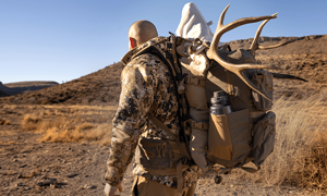Backpack Cardio for Western Bowhunting