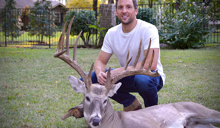 Oklahoma Hunter Digs Ditch to Access and Kill Giant Typical