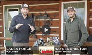 A New Brand in Hunting Gloves
