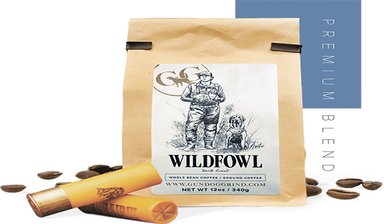 Give a Gift of Wildfowl Coffee