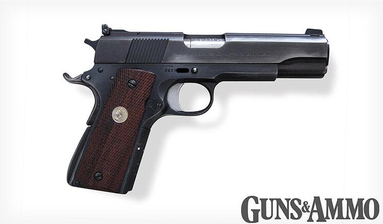 1911 Colt MK IV Series 70 Government Model in .22LR