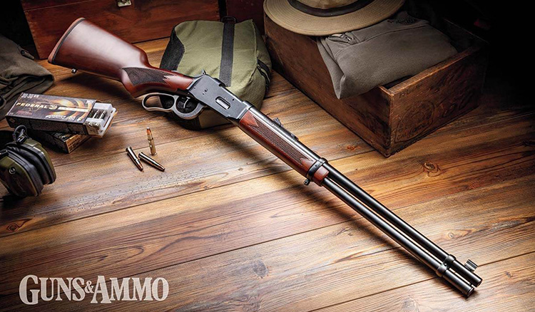 Mossberg 464 .30-30 Win. Lever-Action Rifle: A Modern Classic