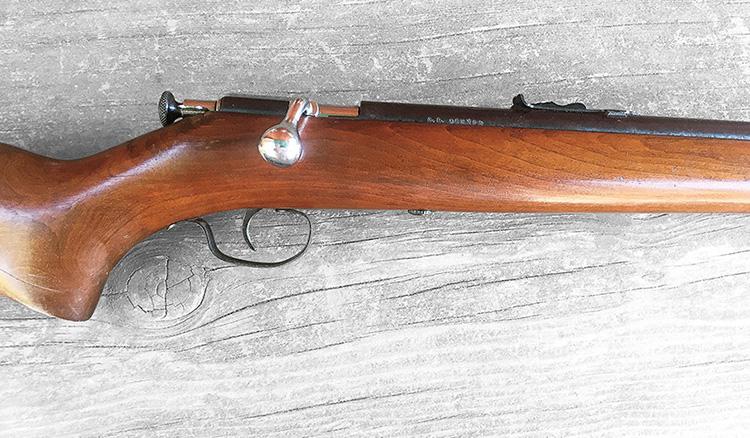 Singular Single-Shot: Winchester Classic Model 67A
