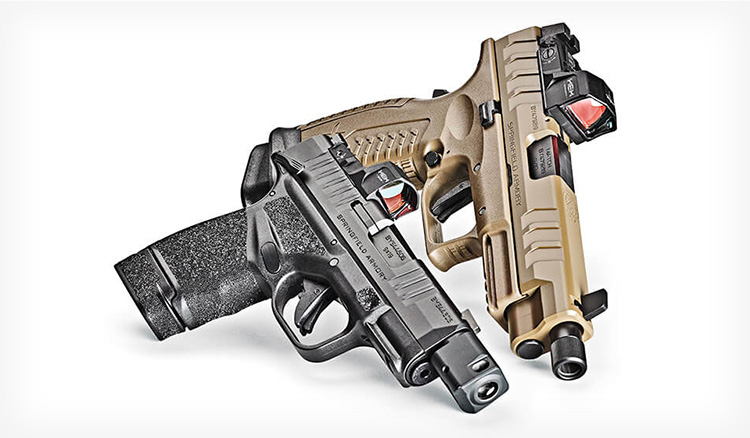 Springfield Armory Hellcat RDP 9mm Pistol & HEX Red-Dot Sight Review